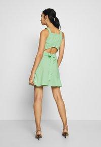 Fashion Union - ARTY - Day dress - green - 3