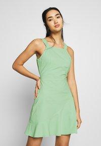 Fashion Union - ARTY - Day dress - green - 0