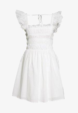 WOW - Korte jurk - white