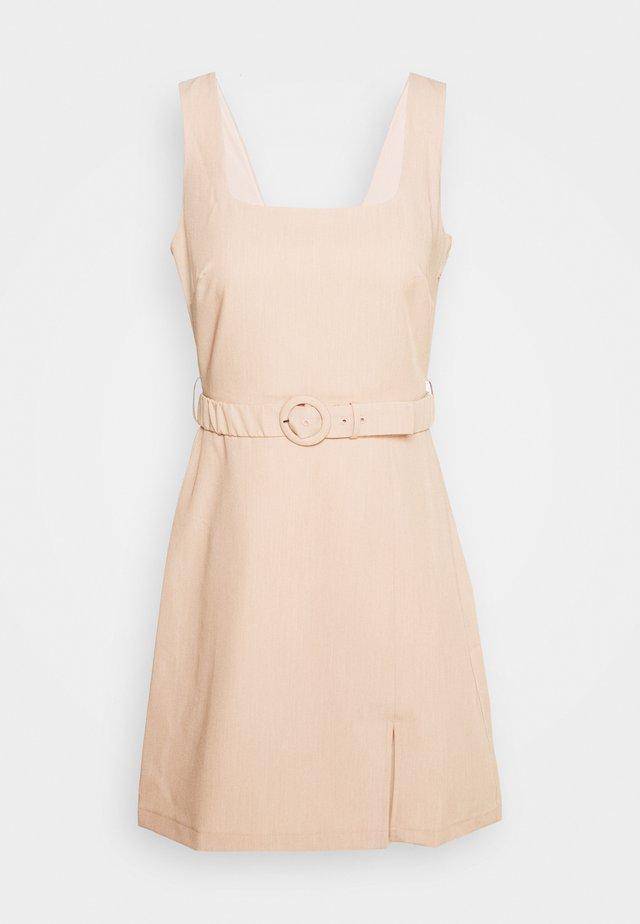 CHELSEA - Denní šaty - baby pink