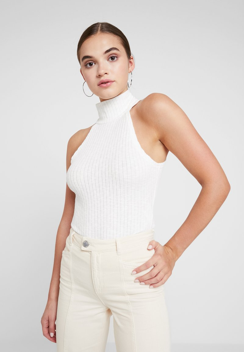 Fashion Union - UHUH - Topper - white