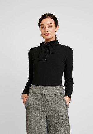 DALI - Bluzka z długim rękawem - black
