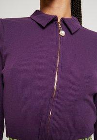 Fashion Union - NASA - T-shirt à manches longues - purple - 5