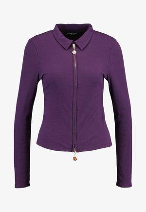 NASA - Langarmshirt - purple