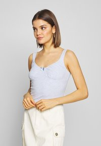 Fashion Union - LYDIA - Top - blue - 0