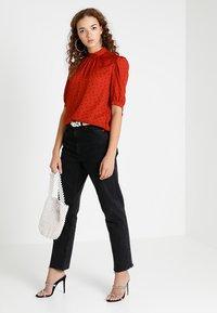 Fashion Union - RON - Bluzka - rust smudge - 1