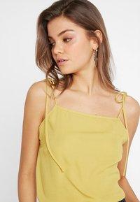 Fashion Union - SINITA - Top - yellow - 3