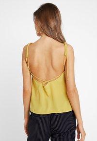 Fashion Union - SINITA - Top - yellow - 2