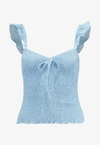 Fashion Union - SHIRRY - Blouse - blue - 5