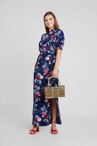 Fashion Union - EXCLUSIVE JAY - Bluzka - dark blue - 1