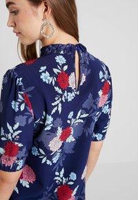 Fashion Union - EXCLUSIVE JAY - Bluzka - dark blue - 5