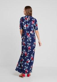 Fashion Union - EXCLUSIVE JAY - Bluzka - dark blue - 2