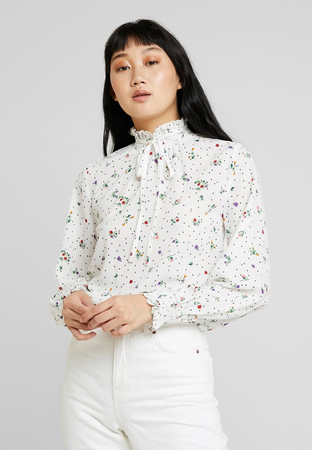 HARRIET - Blouse - white