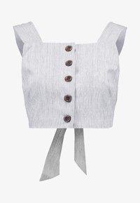 Fashion Union - SMARTY - Blouse - grey - 4