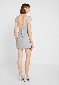 Fashion Union - SMARTY - Blouse - grey - 2