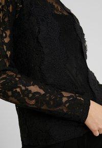 Fashion Union - NALIA - Bluser - black - 5