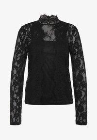 Fashion Union - NALIA - Bluser - black - 4