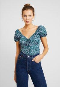 Fashion Union - FARINA - Blouse - multi-coloured - 0