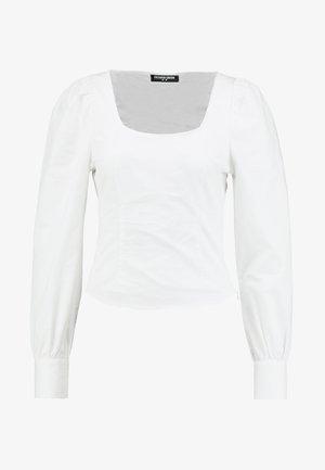 RINGO - Blouse - white