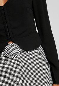 Fashion Union - NAMY - Bluser - black - 5