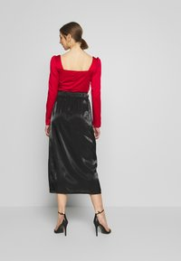 Fashion Union - GIVA - Bluser - red - 2