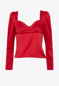 Fashion Union - GIVA - Bluser - red - 4