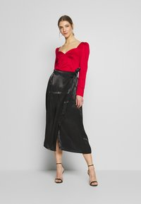 Fashion Union - GIVA - Bluser - red - 1