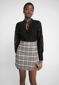 Fashion Union - ROSA - Bluser - black - 0