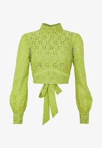 Fashion Union - LESSAY - Blůza - green - 4