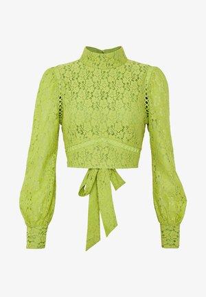 LESSAY - Bluzka - green