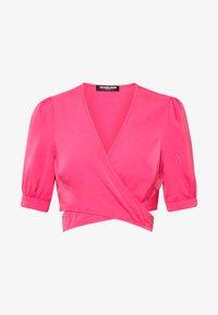 Fashion Union - GREECE - Blůza - hot pink - 4