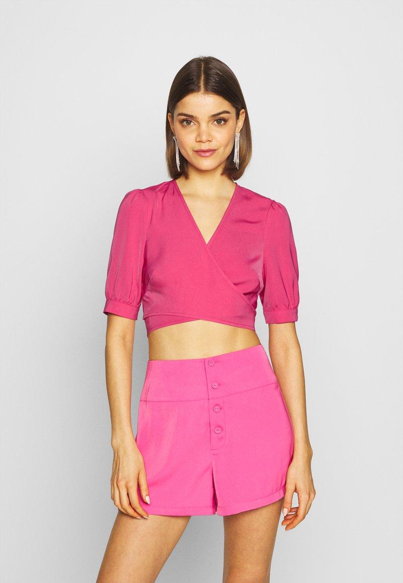 Fashion Union - GREECE - Blůza - hot pink