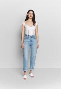 Fashion Union - MERRIE - Blouse - white - 1