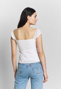 Fashion Union - MERRIE - Blouse - white - 2