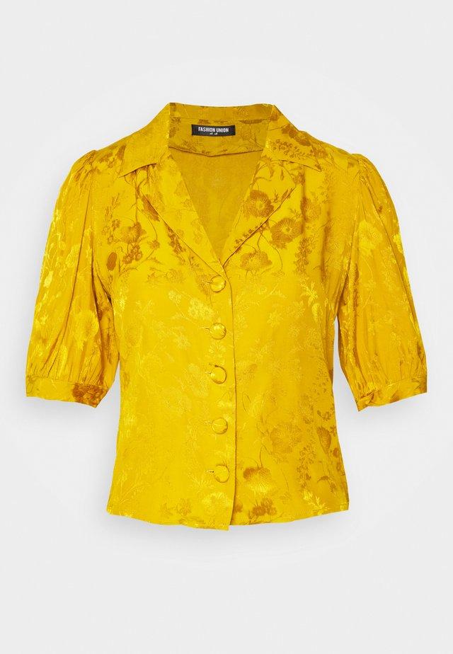 GABBY - Camicetta - yellow