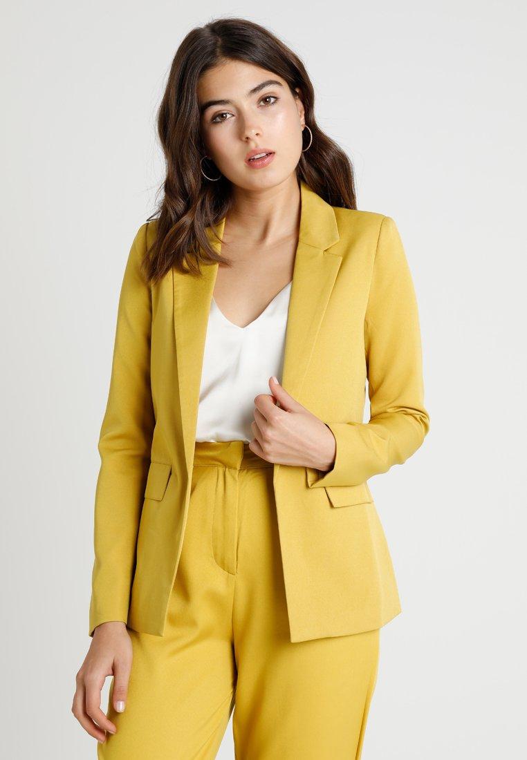 Fashion Union - PHILLIP - Blazer - mustard