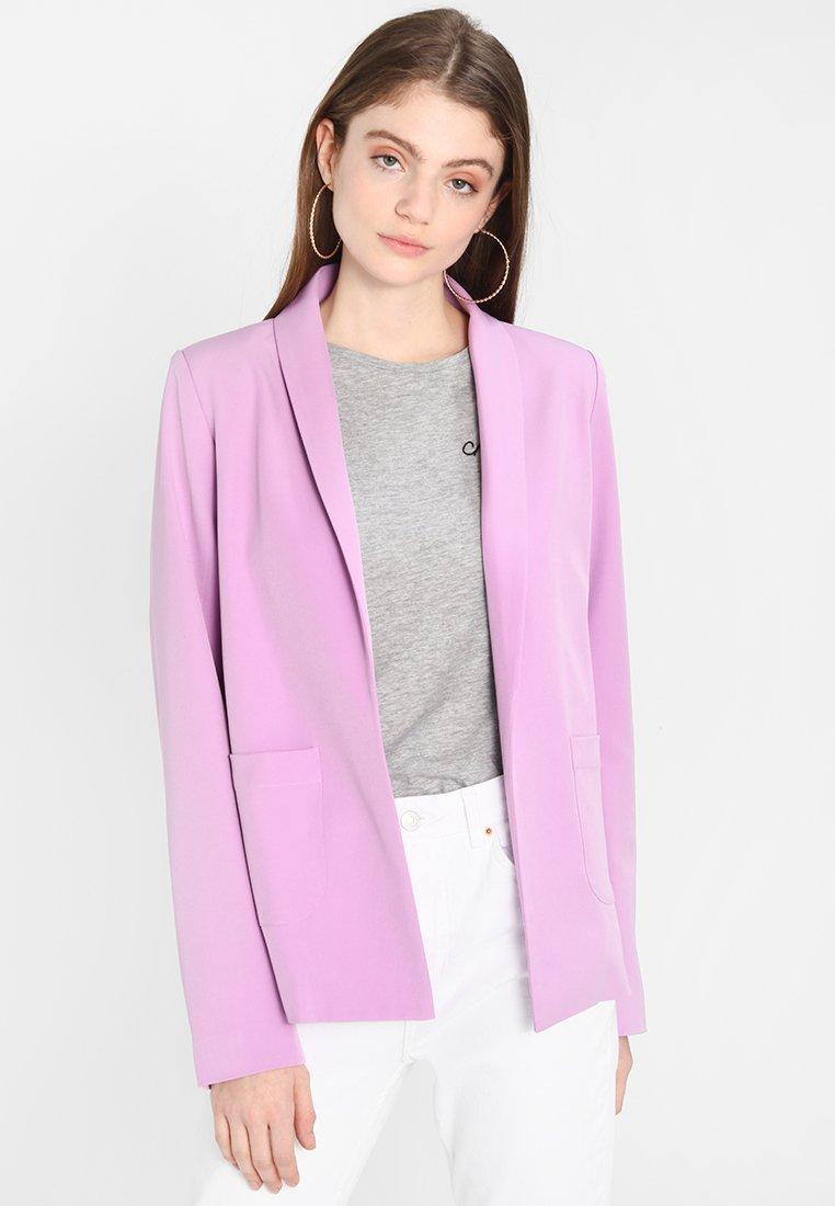 Fashion Union - ALYSSA - Blazer - lilac