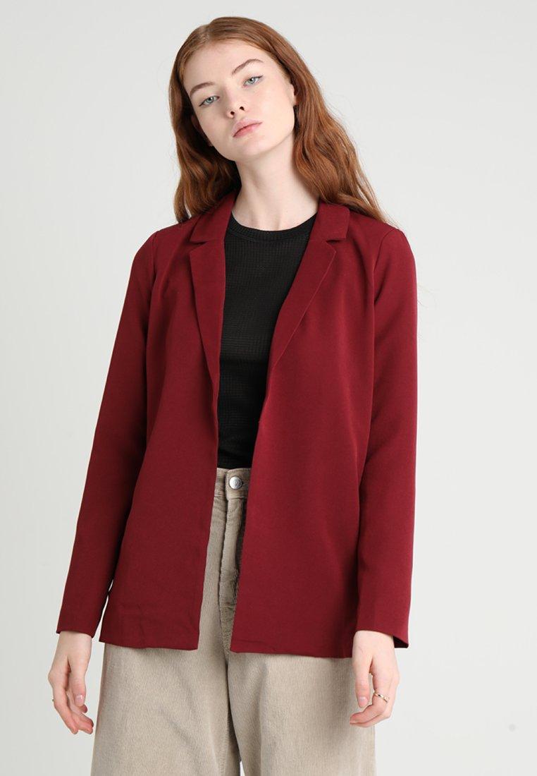 Fashion Union - SUNDAY - Blazer - burgundy