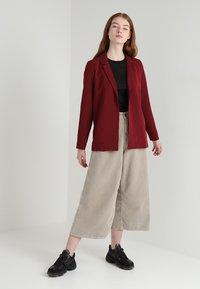 Fashion Union - SUNDAY - Blazer - burgundy - 1