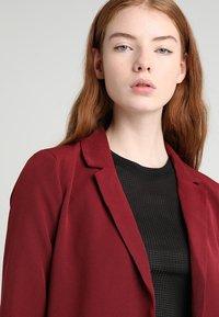 Fashion Union - SUNDAY - Blazer - burgundy - 3