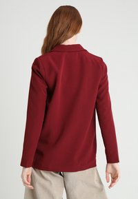 Fashion Union - SUNDAY - Blazer - burgundy - 2