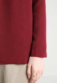 Fashion Union - SUNDAY - Blazer - burgundy - 5
