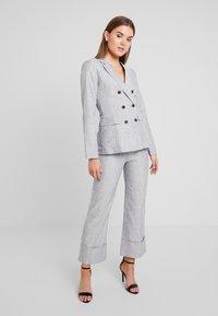 Fashion Union - NERDY - Blazer - grey - 1