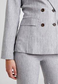 Fashion Union - NERDY - Blazer - grey - 5