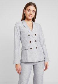 Fashion Union - NERDY - Blazer - grey - 0