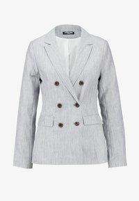 Fashion Union - NERDY - Blazer - grey - 4