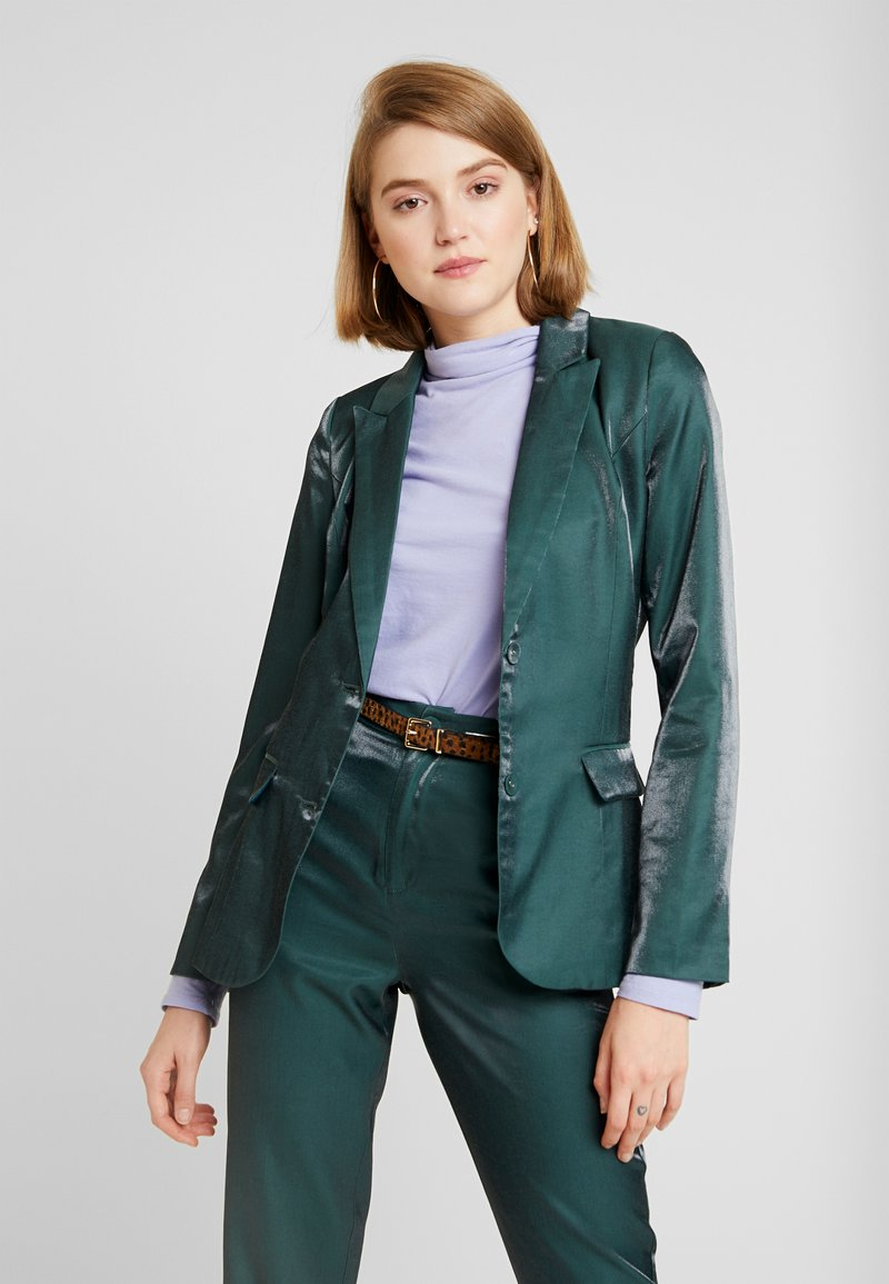 Fashion Union - HONNIE - Blazer - green
