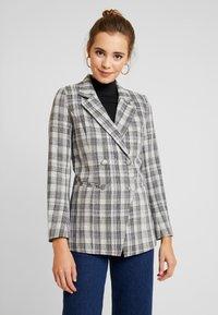 Fashion Union - CILLIAN - Blazer - grey - 0