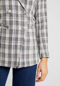 Fashion Union - CILLIAN - Blazer - grey - 6