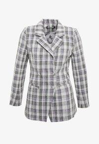 Fashion Union - CILLIAN - Blazer - grey - 5